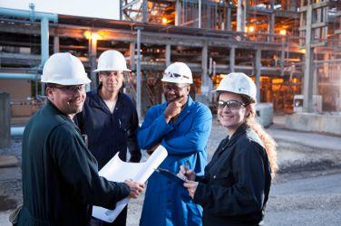 Maintenance industrielle, un travail d'équipe