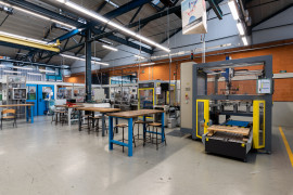 Atelier Maintenance Industrielle