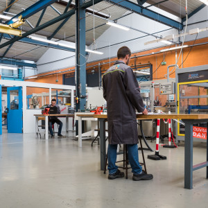 Atelier Maintenance Industrielle