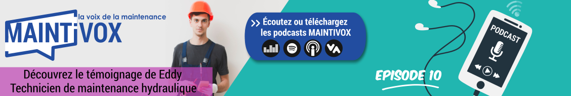 Posdcast Maintivox episode 10